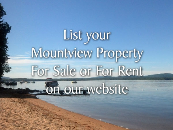 List your Mountview Property